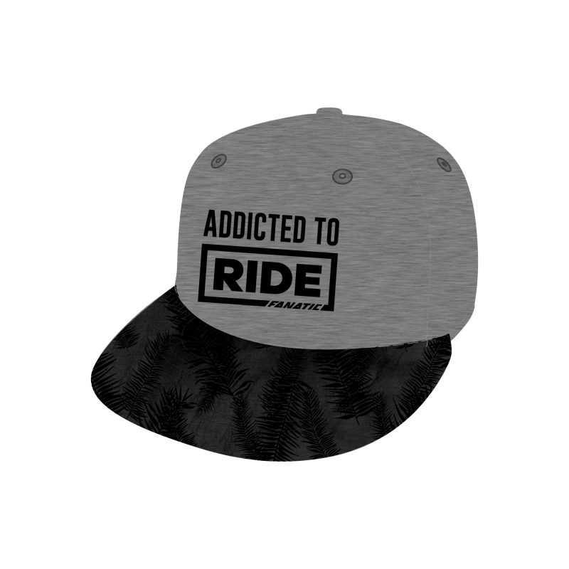 Fanatic Snapback Cap Addicted to Ride