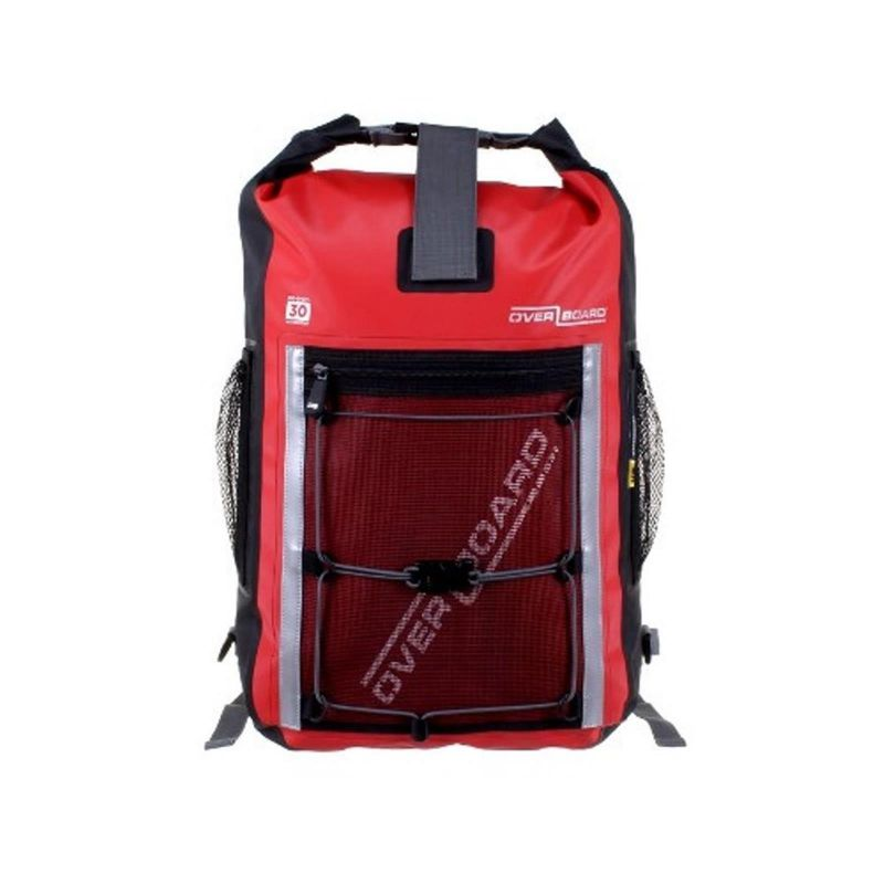 OverBoard waterproof Backpack Sports 30 L Red
