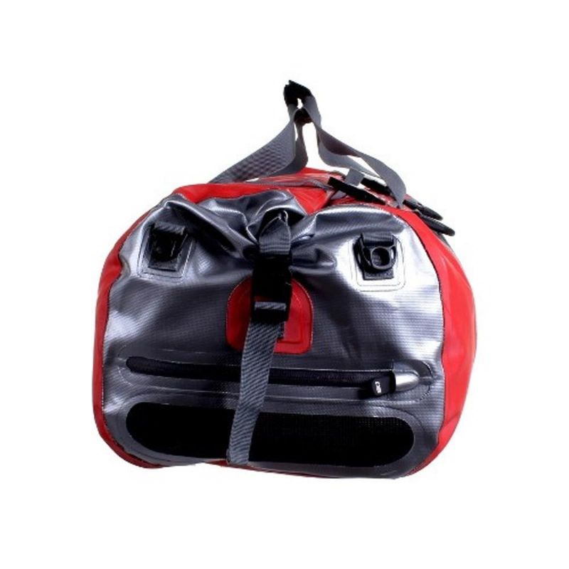 Overboard Waterproof Duffel Bag 60 Liters Red