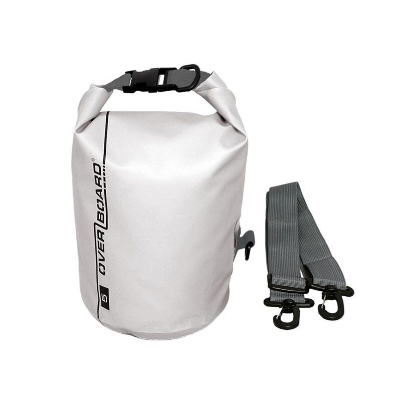Overboard Dry Tube Bag 5 Liter White