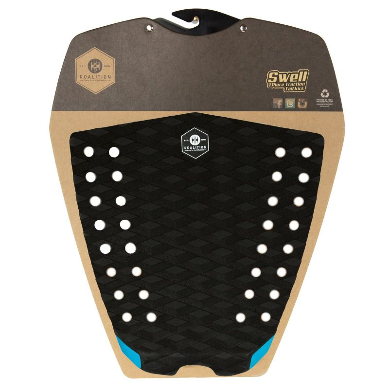 KOALITION Footpad Deck Grip SWELL Black 1pc