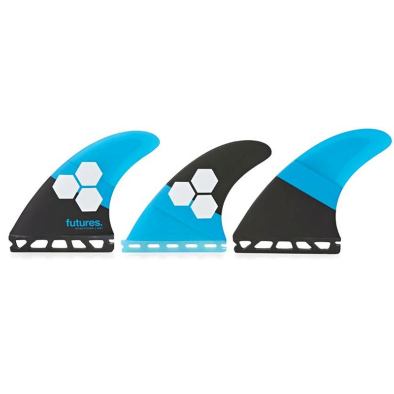 FUTURES Fins Thruster AM1 Al Merrick Honeycomb