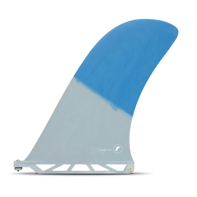 FUTURES Single Fin Rudder 10.0 Fiberglass US