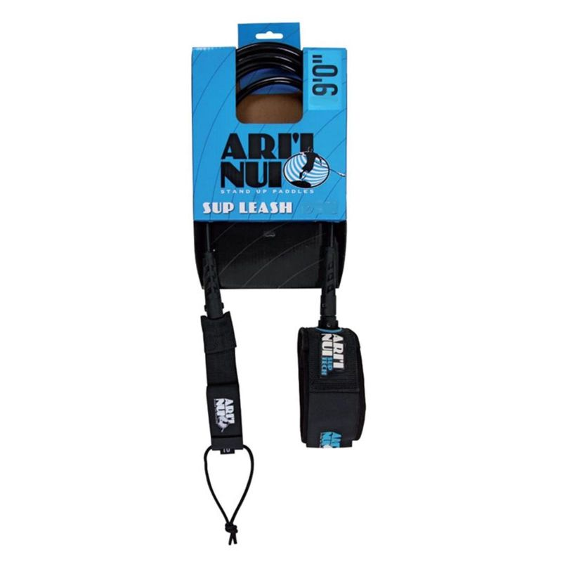 ARIINUI SUP straight knee Leash 9.0