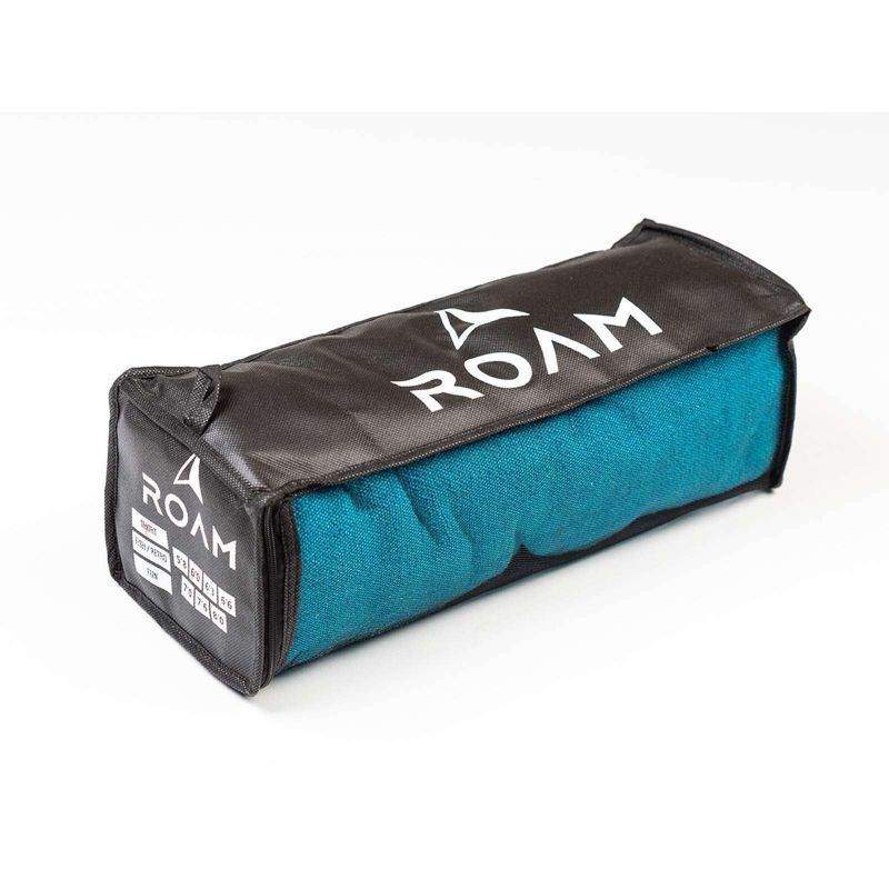 ROAM Surfboard Sock Shortboard 6.6 Blue