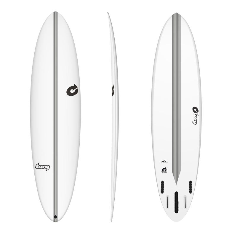 Surfboard TORQ TEC Chopper 7.2