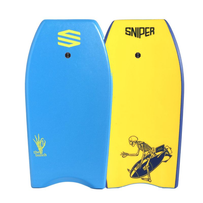 SNIPER Bodyboard Bunch EPS Stringer 37 Blue