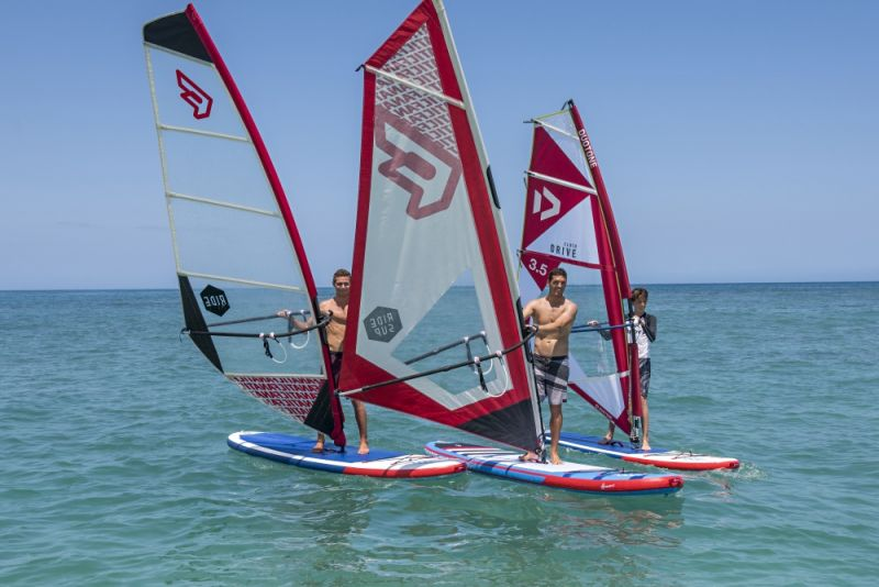 Fanatic Pure Viper Inflatable Windsurf 11.0