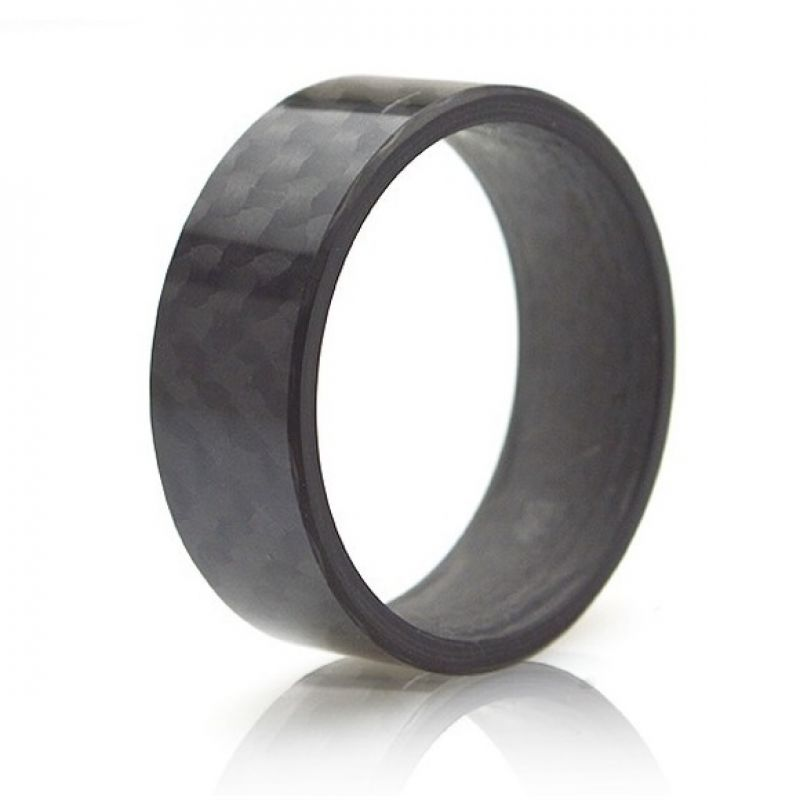 Carbon Finger Ring