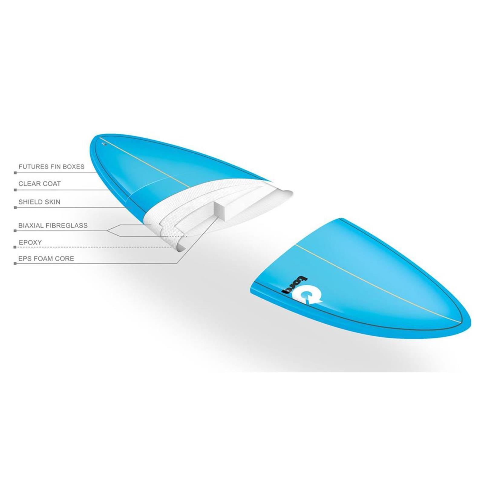 Surfboard Torq Epoxy Tet 9 0 Longboard White Surf Shop Ws7