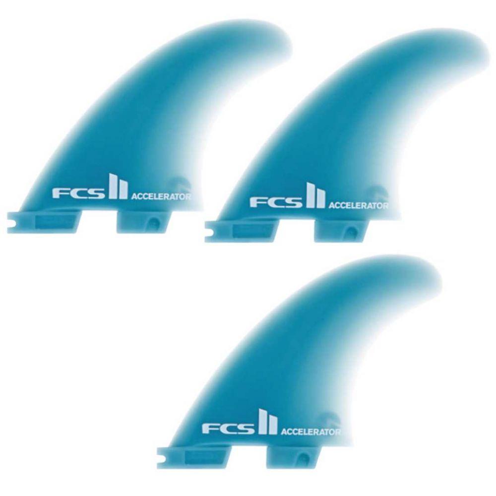 Surfboard Fin Set FCSII Accelerator GF medium