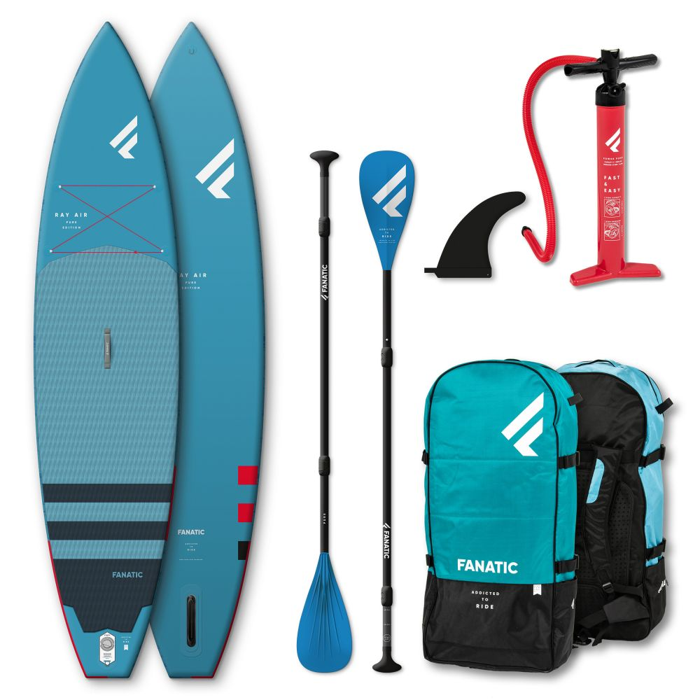 Fanatic Package Ray Air/Pure