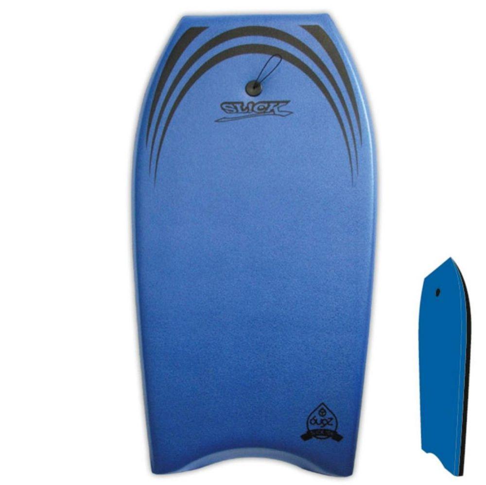 BUGZ Bodyboard Slick Gr. L 106 bleu