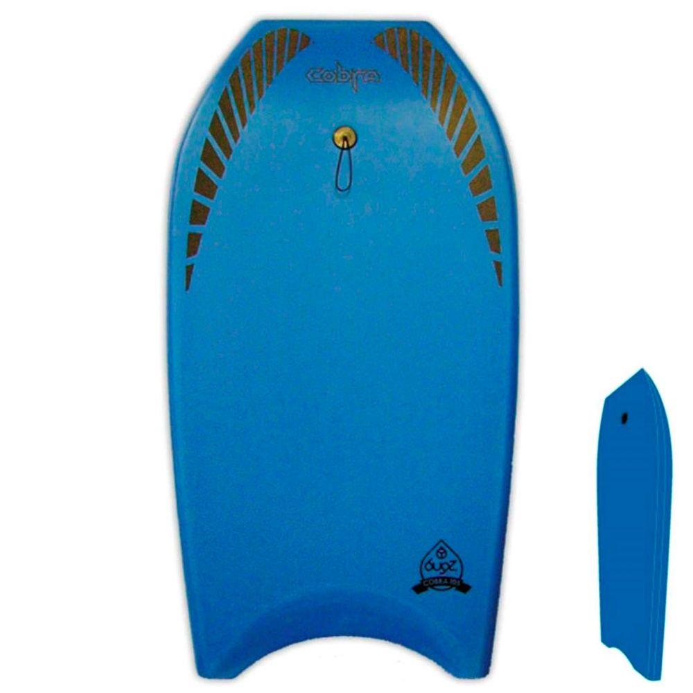 BUGZ Bodyboard COBRA Gr. L 105 bleu