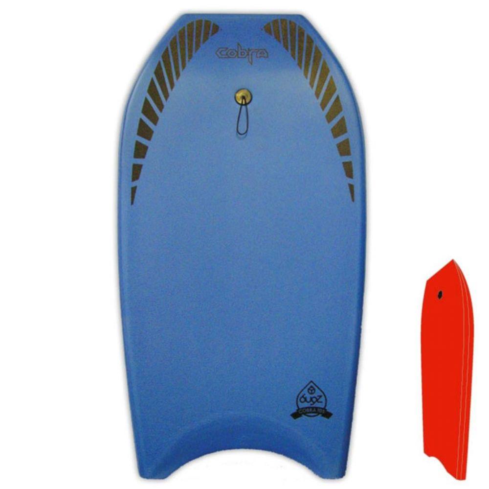 BUGZ Bodyboard COBRA Gr. L 105 rouge