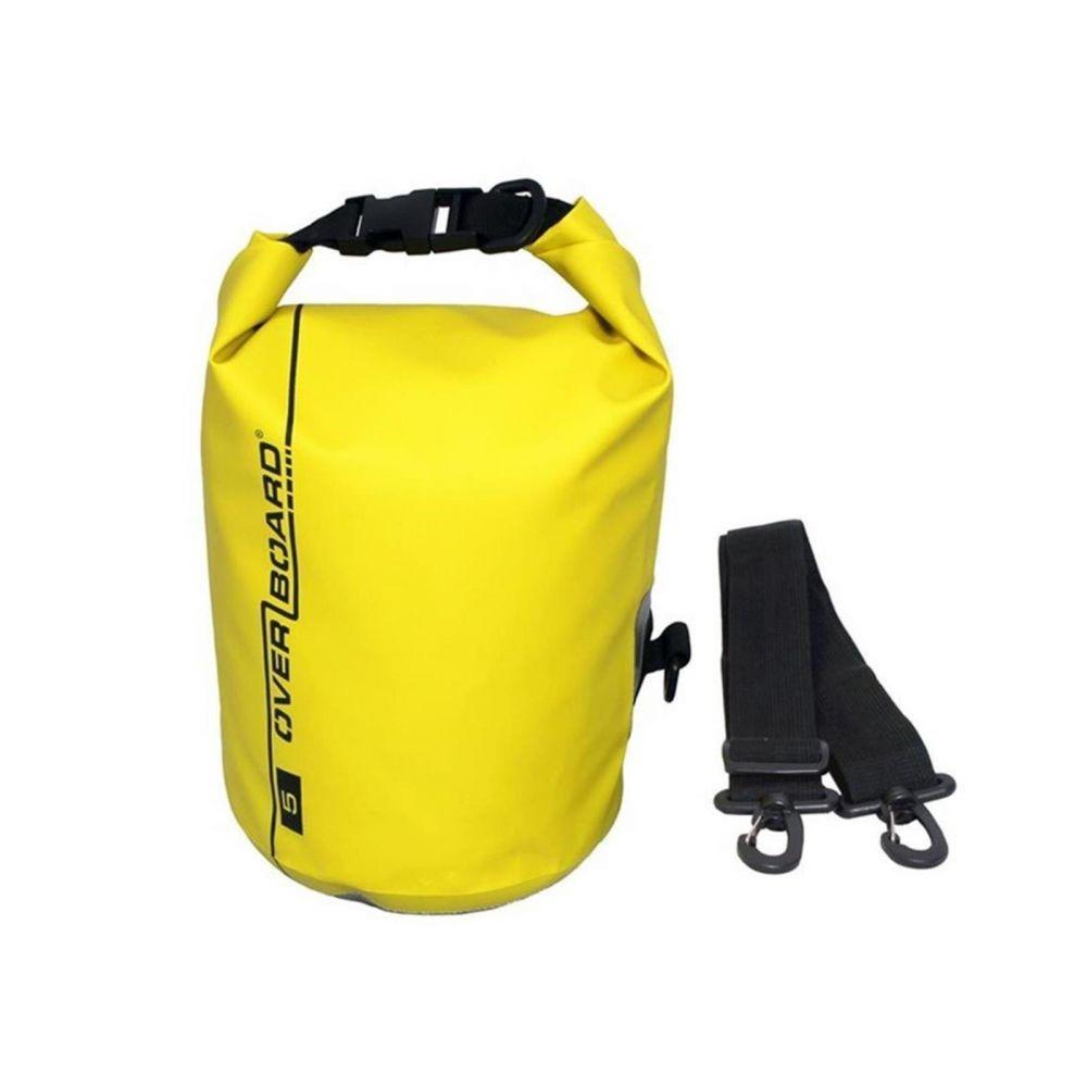 OverBoard sac étanche 5 litres jaune