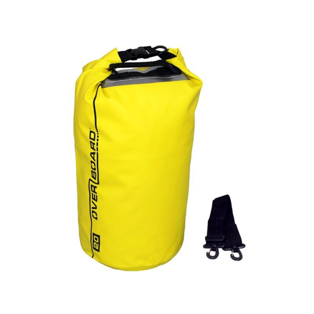OverBoard sac étanche 20 litres jaune