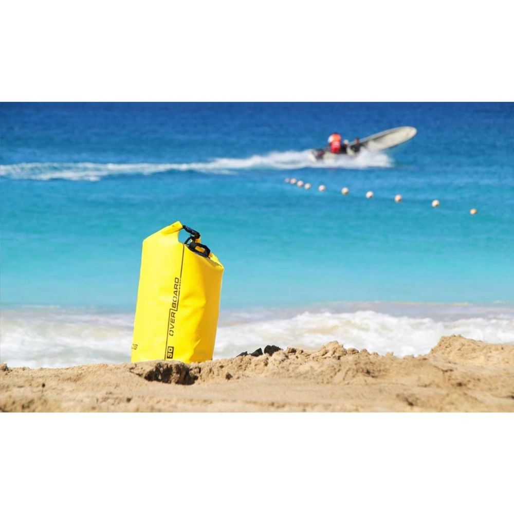 Overboard Dry Tube Bag 30 Liter yellow