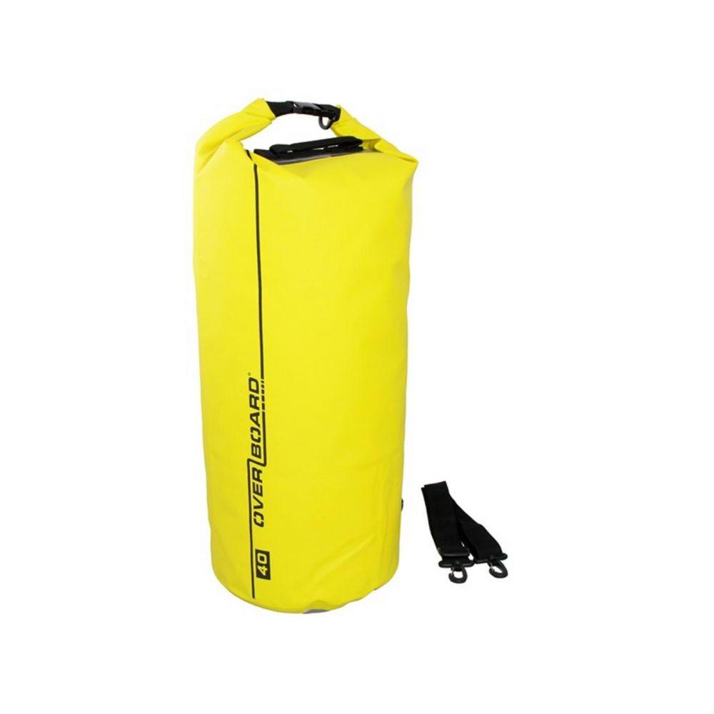 OverBoard sac étanche 40 litres jaune