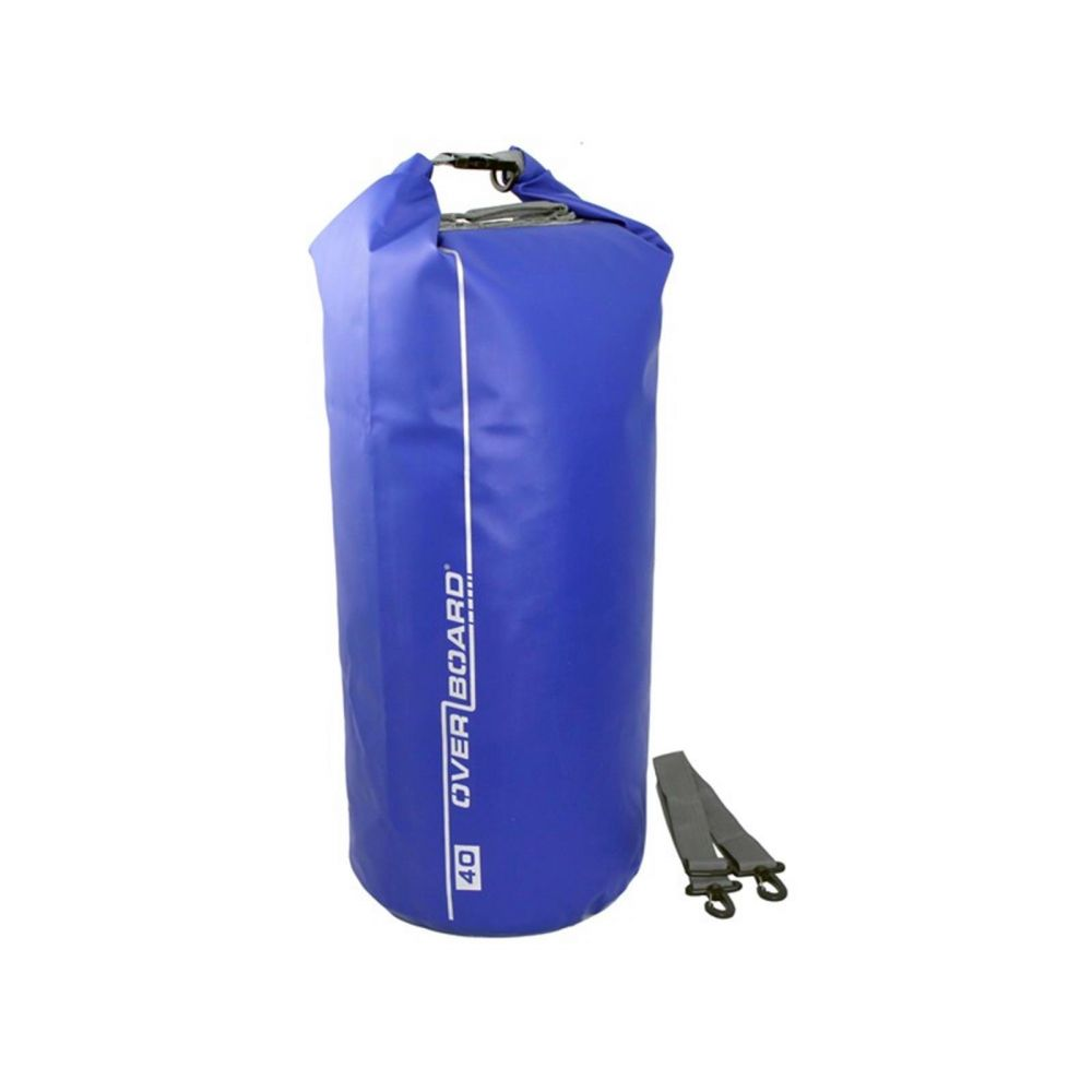 OverBoard sac étanche 40 litres bleu