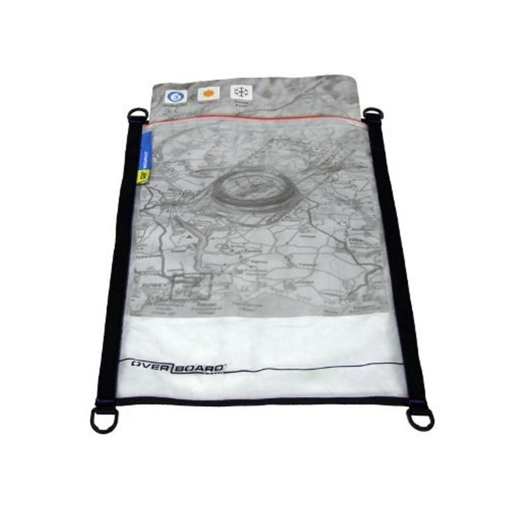 Overboard Dry Map Pouch A3