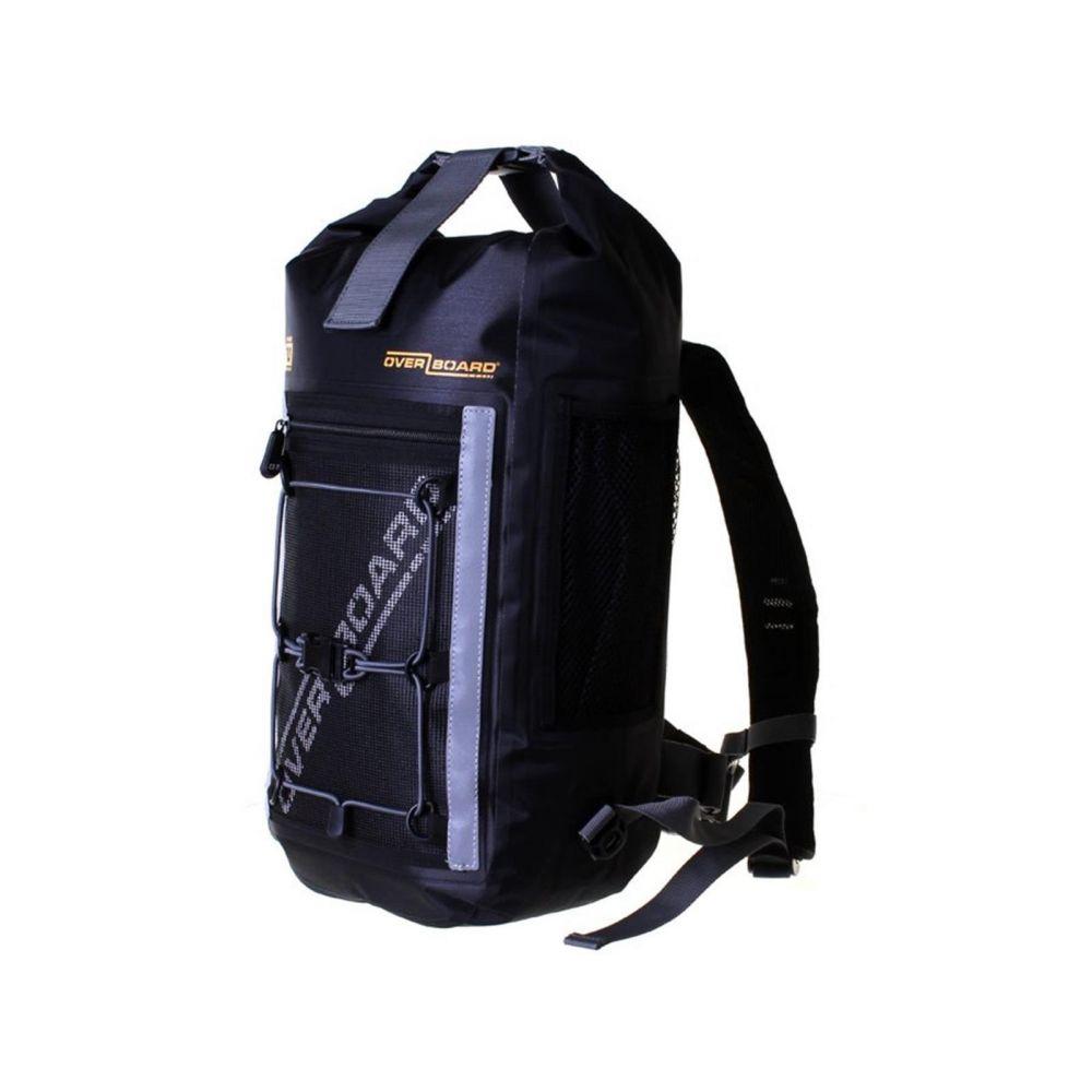 Overboard Pro Light Backpack 20 Ltr Black