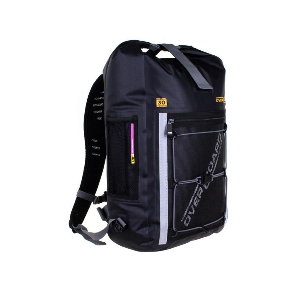 Overboard Pro Light Backpack 30 Ltr Black