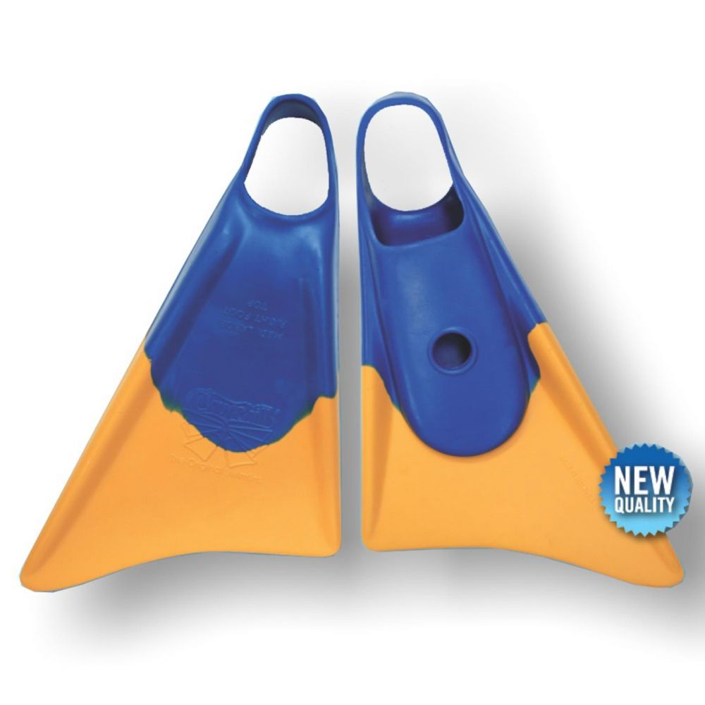Bodyboard fin CHURCHILL Makapuu XL 46-47,5 Blue