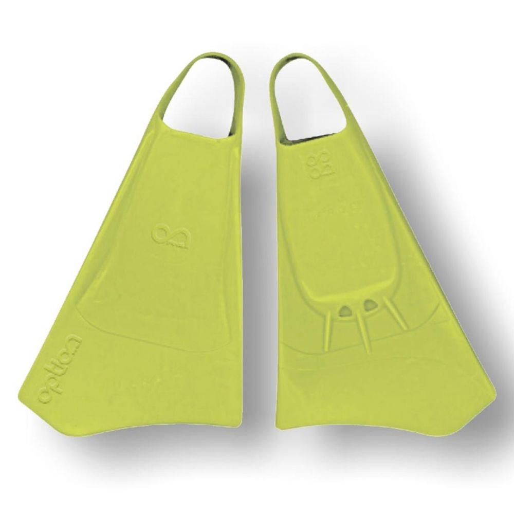 Bodyboard Nageoiren OPTION  M  40-42 Lime
