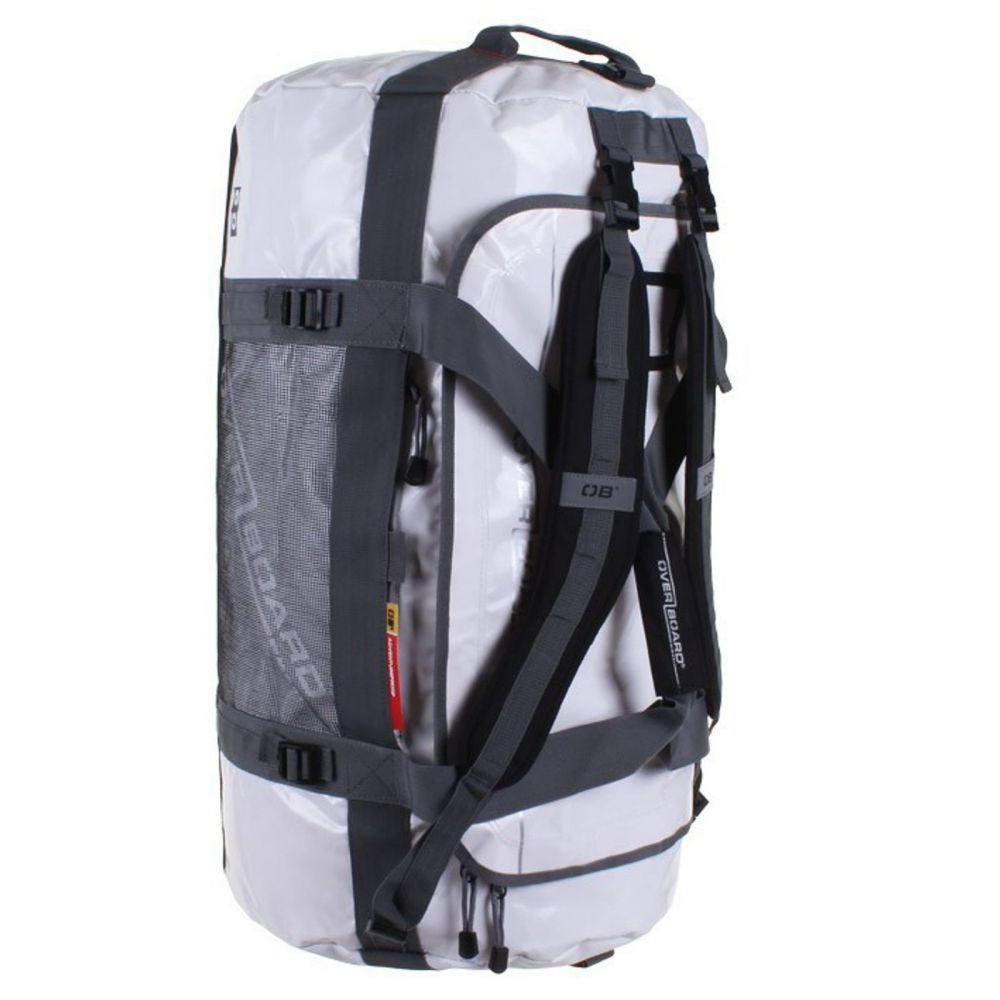 Overboard Duffel Bag 60 Liter ADVENTURE white