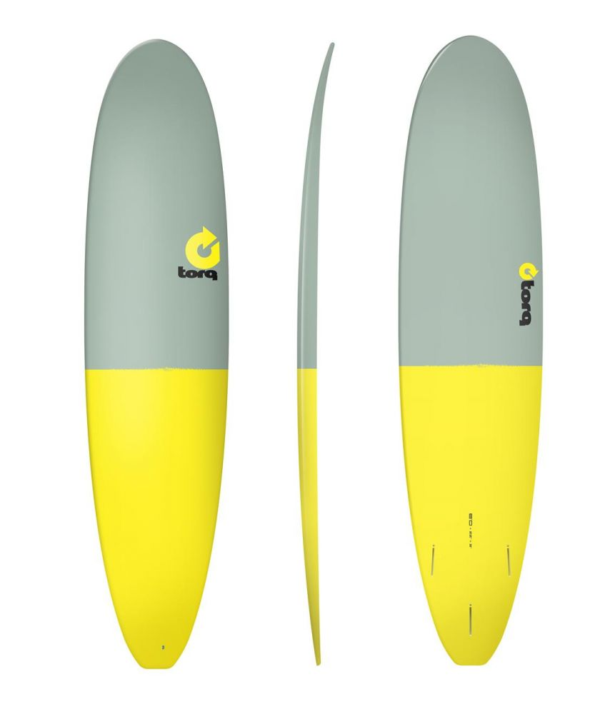 Surfboard TORQ Epoxy 8.0 Longboard FiftyFifty