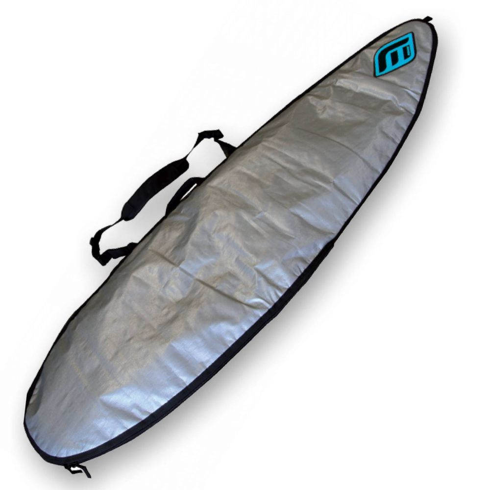 MADNESS Boardbag PE Silver 6.4 Fish Daybag