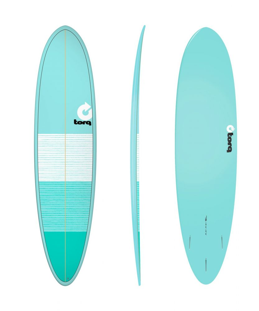 Surfboard TORQ Epoxy 7.6 Funboard Lines G