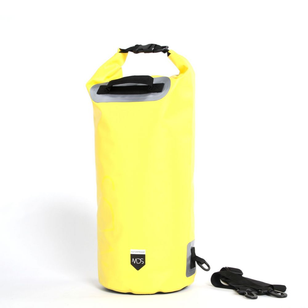 MDS waterproof Dry Tube 12 Liter Yellow