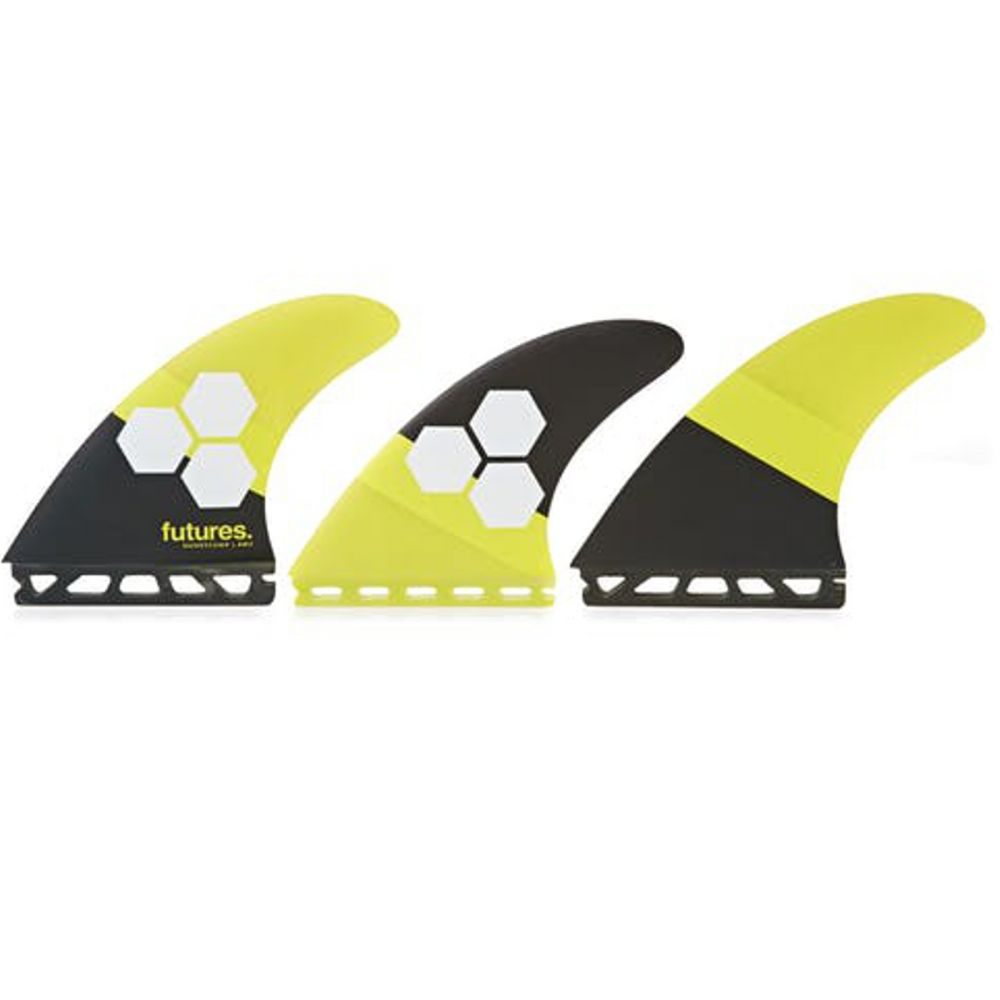 FUTURES Fins Thruster Set AM2 Al Merrick Honeycomb