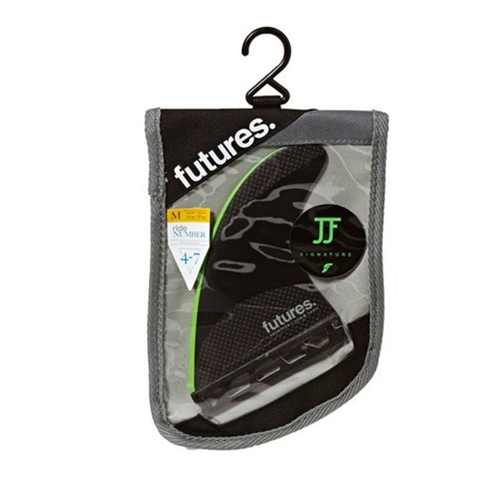 FUTURES Thruster Fin Set JJF-2 M Techflex