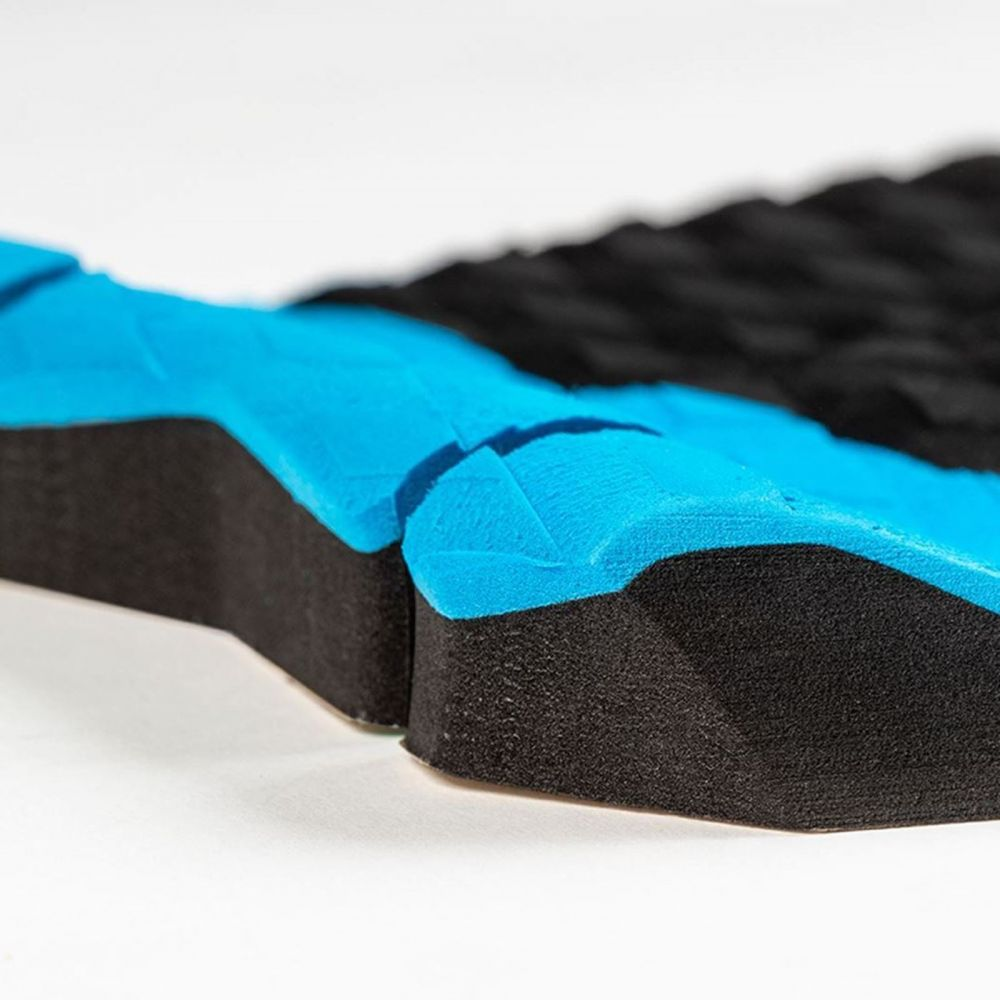 ROAM Footpad Deck Grip Traction Pad 3-piece blue