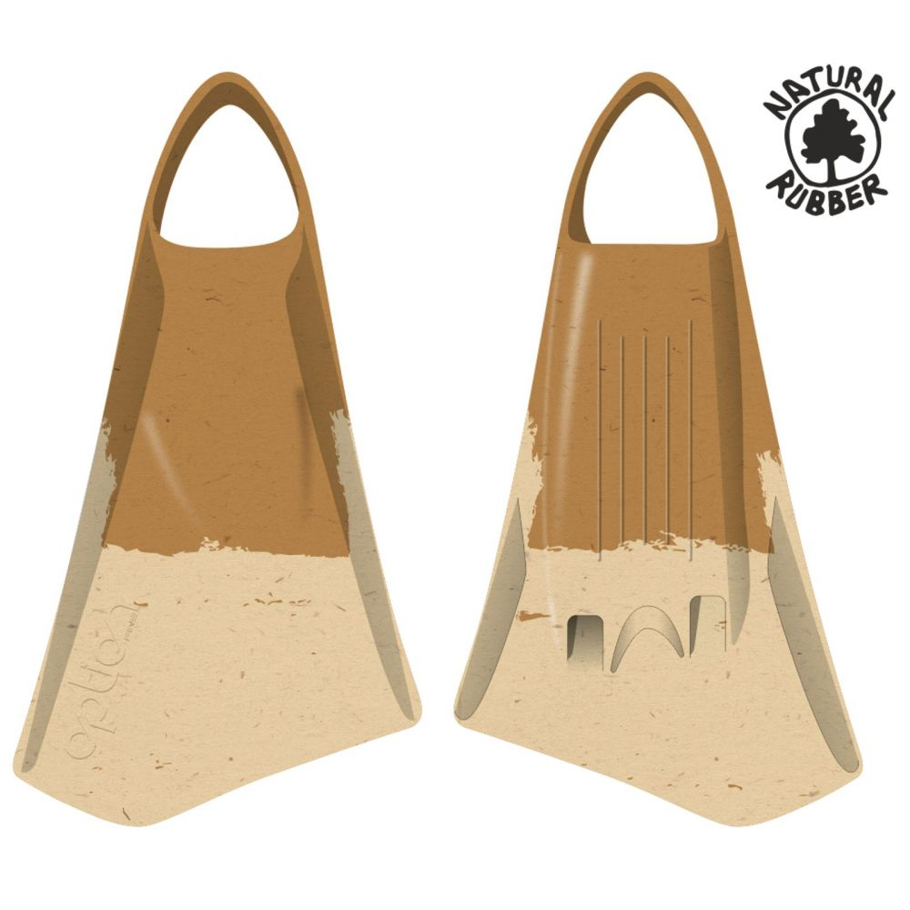 Bodyboard fin OPTION MK2 L 45-46 nature