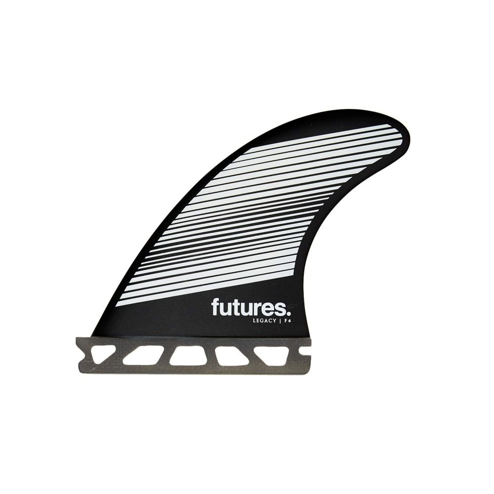 FUTURES  Fins Quad Thruster 5 Set F4 Legacy