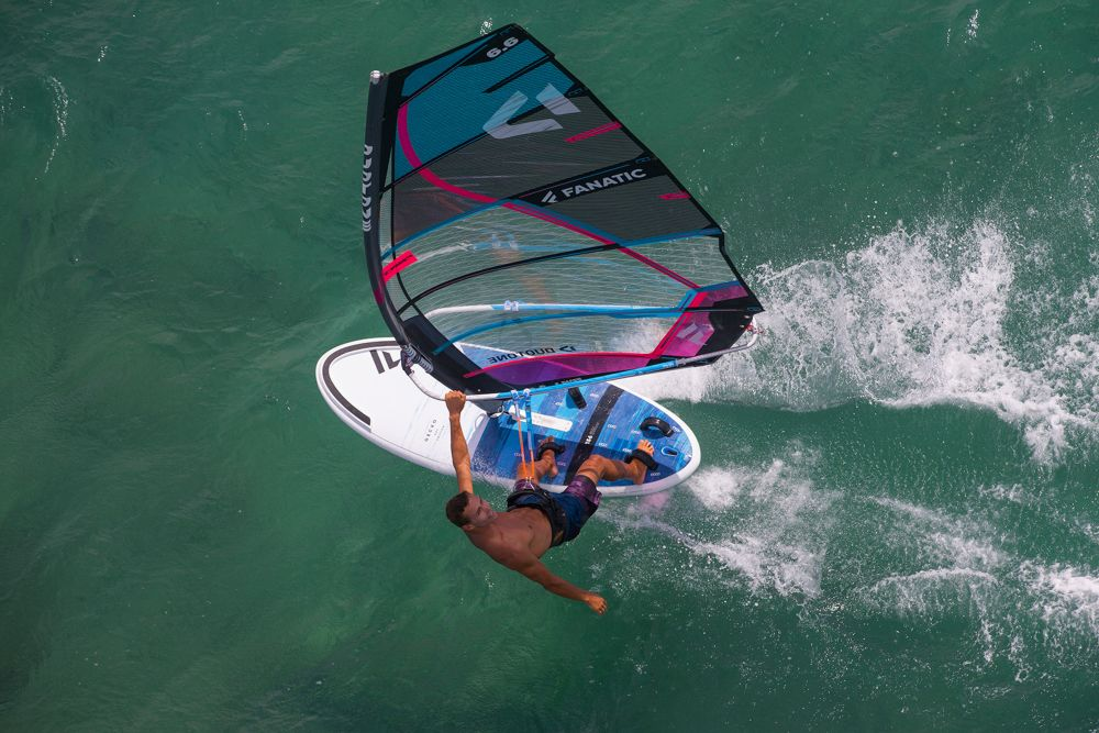 Fanatic Gecko HRS Daggerboard Soft Top