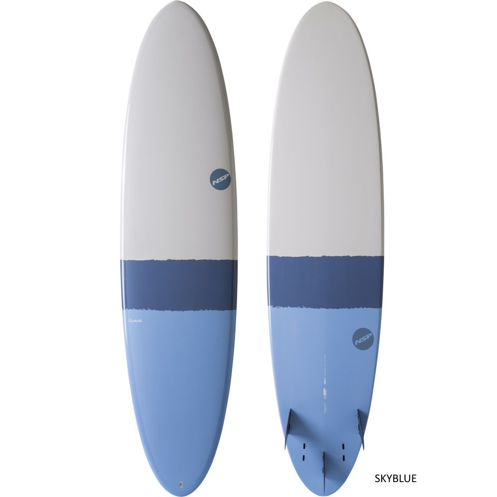 NSP Surfboard Elements HDT Funboard