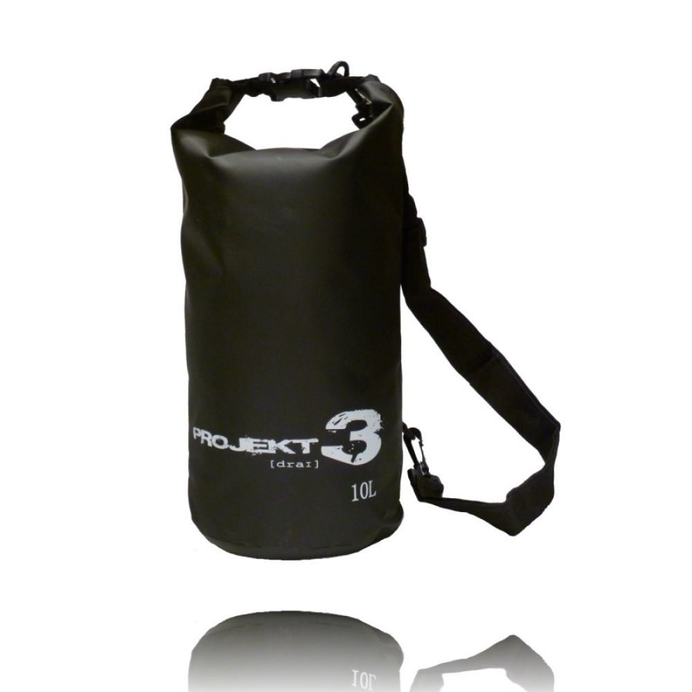 Projekt 3 wasserdichter Packsack - Seesack 10 L