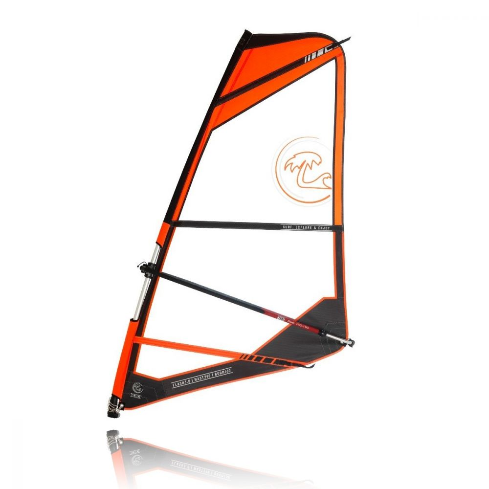 Kid and Junior Windsurf Rig