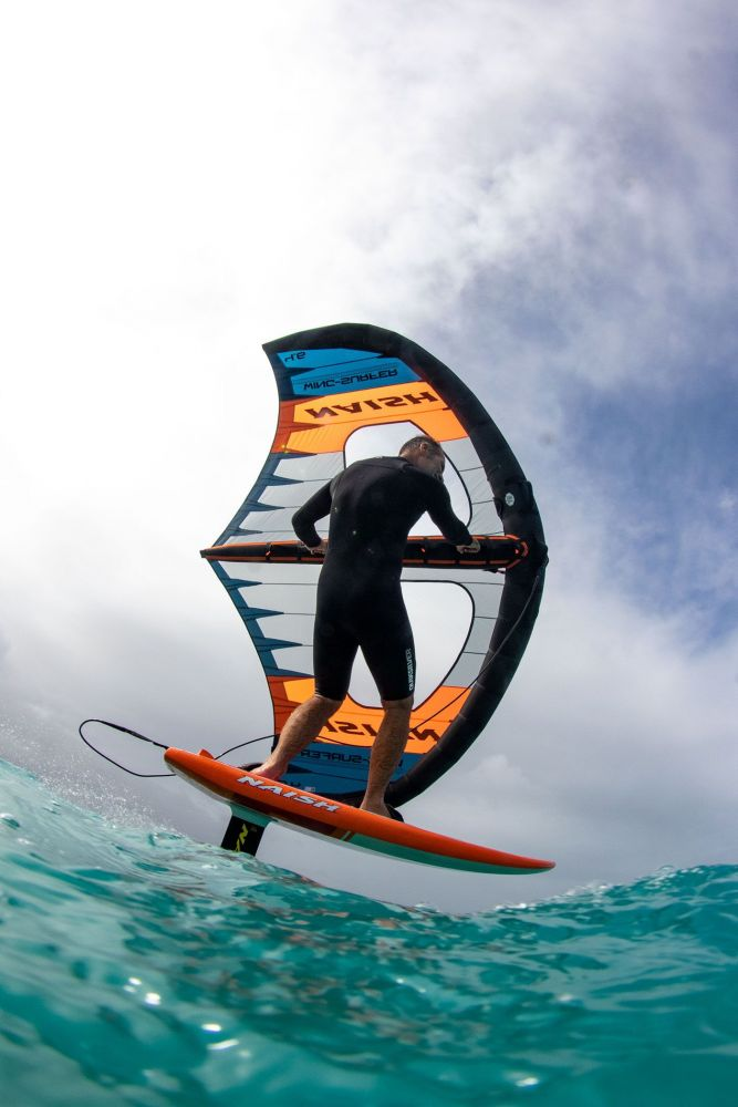 Naish Wing-Surfer Action S25