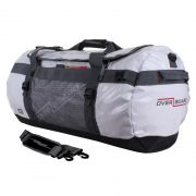 Overboard Duffel Bag 90 Liter ADVENTURE white