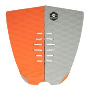 KOALITION Footpad Deck Grip BARREL Orange-Grey 2pc