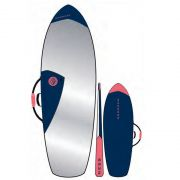 MADNESS Boardbag PE 6.4 Fish Blue Red